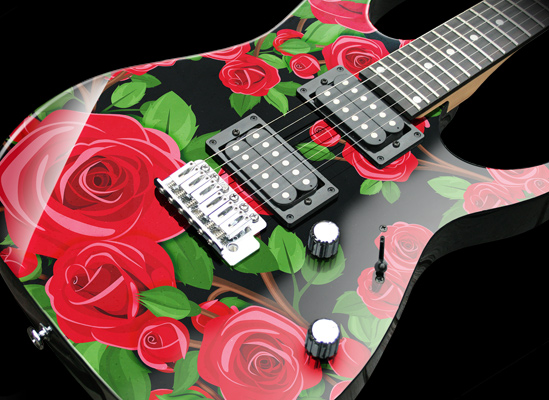 INZANE SKINS is proud to offer the most insanely wicked guitar skins available on the planet!